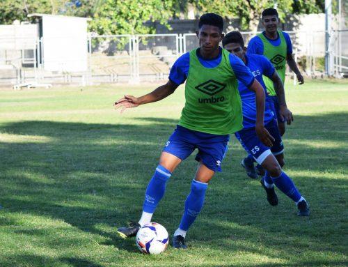 Galería entrenamiento Selección Sub 23