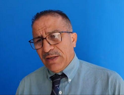 Declaraciones Licenciado Rodolfo Sibrián,