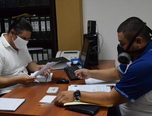 Entrega de Finiquitos de Primera División de Fútbol Profesional