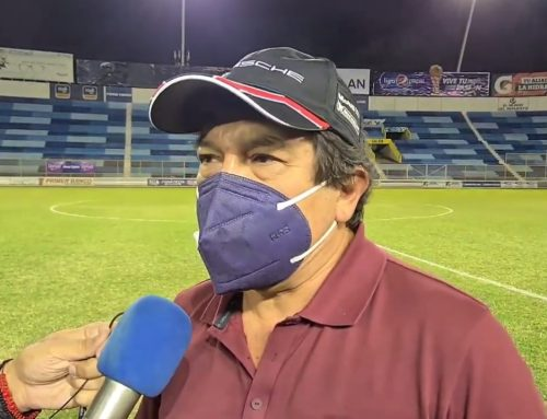 Declaraciones Presidente Hugo Carrillo