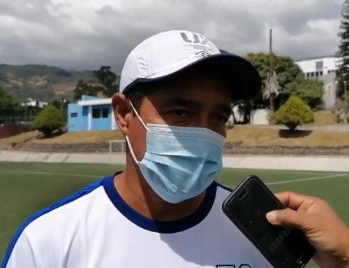 William Renderos, Auxiliar Técnico Selección Nacional Sub23